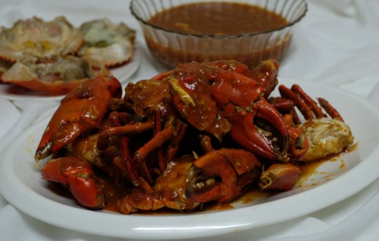 Easy Malaysian Sweet And Sour Crab