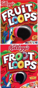Mandela Effect Froot Loops or Fruit Loops