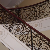 Metal Interior Railings