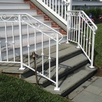 Metal Porch Railings Exterior | Zef Jam