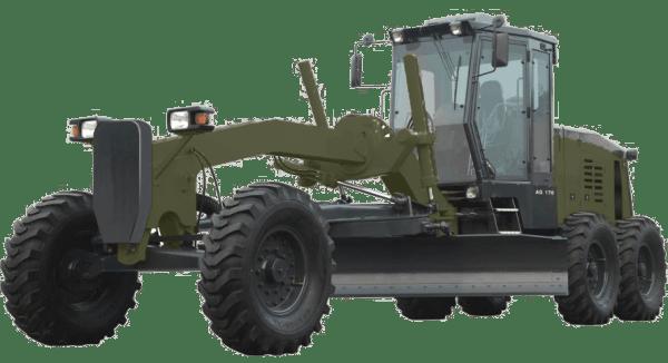 motoniveladora defensa