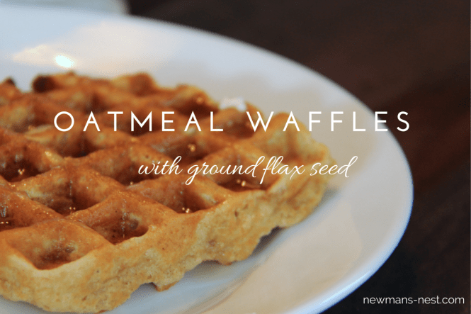 oatmeal-and-flax-seed-waffles