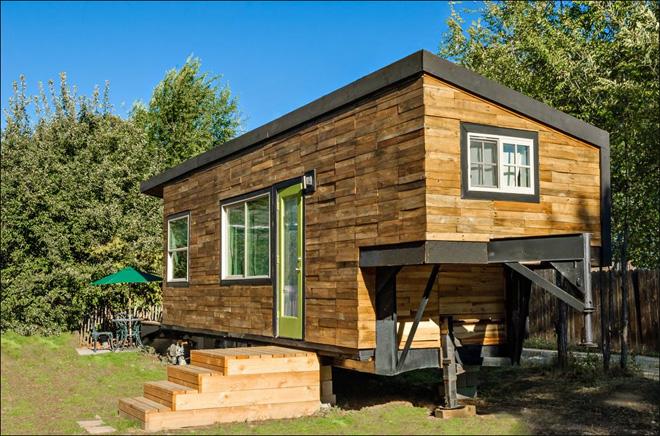 tiny house, interior design