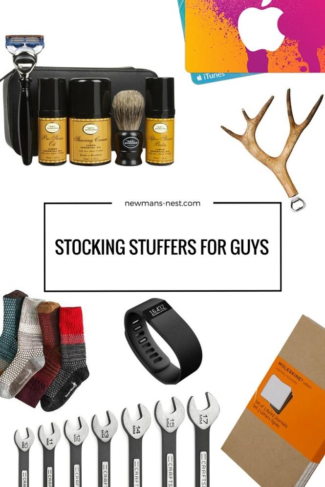 guys stocking stuffers