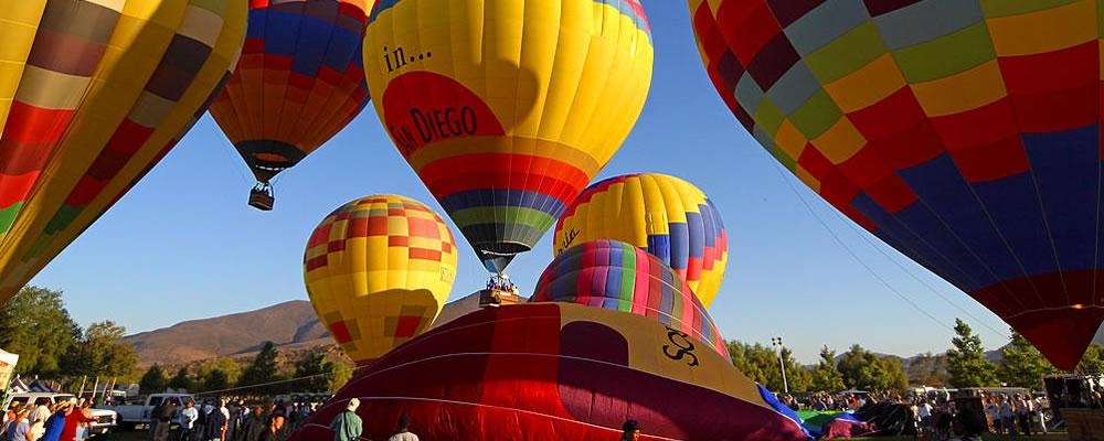 albuquerque balloon fiesta rally