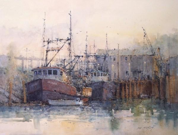 Artist Ian Ramsay Prints Paintings Fine Art