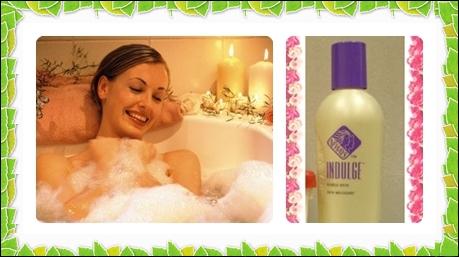 Indulge Bubble Bath, 5736, антистрессовая пенка для ванны