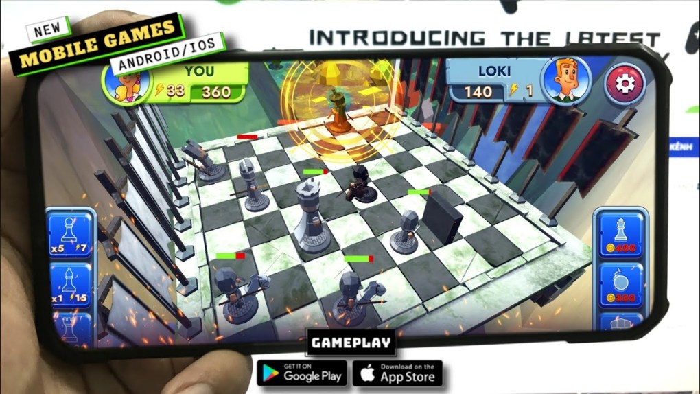 Clash Of Chess: PvP Online Gameplay | New Mobile Games