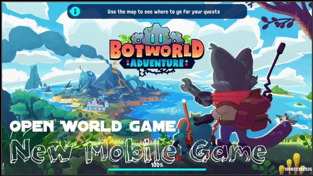 Botworld Adventure Gameplay | New Mobile Games
