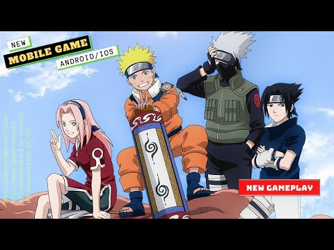 Will of Flare - Naruto Gameplay | Mobile Games | New Games 2021