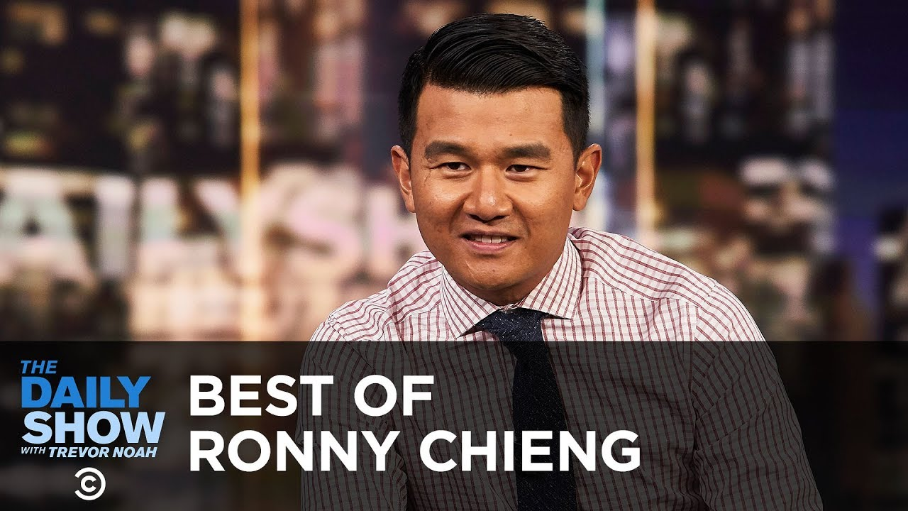 The Best of Ronny Chieng – Wrestling, Bitcoin & The Future of Policing | The Daily Show