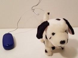 Cuddly Pup Bot