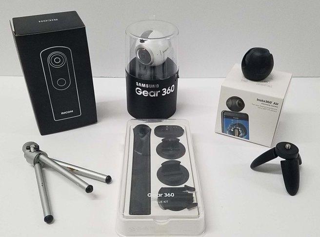 360° Cameras