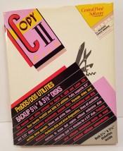 Copy II ProDOS/DOS Utilities