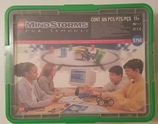 LEGO Mindstorms for Schools Kit 9794