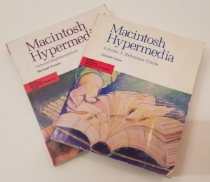 Macintosh Hypermedia Vol. 1 & 2 by Michael Fraase