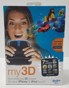 my3D for iPhone and iPod by Hasbro