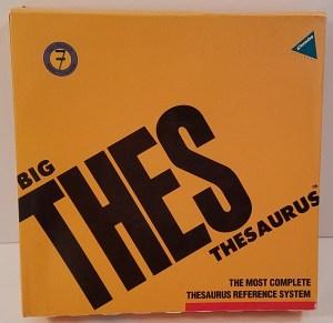 Big Thesaurus
