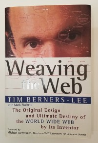 Weaving the Web by Tim Berners-Lee