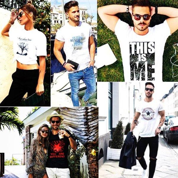 Men's Stylish T-Shirts