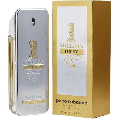 1 Million Lucky By Paco Rabanne