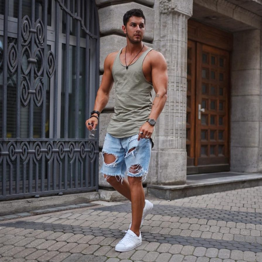 Summer Outfits For Men 2021-19