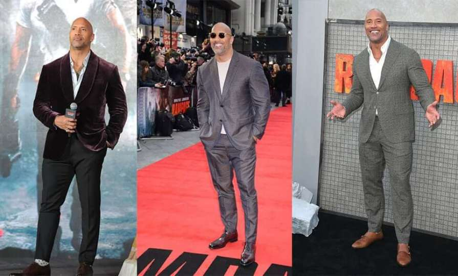 Suits For Muscular Guys