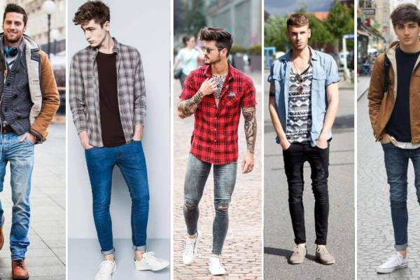 Best Outfit Ideas For Skinny Guys-Skinny Guy Outfit Ideas