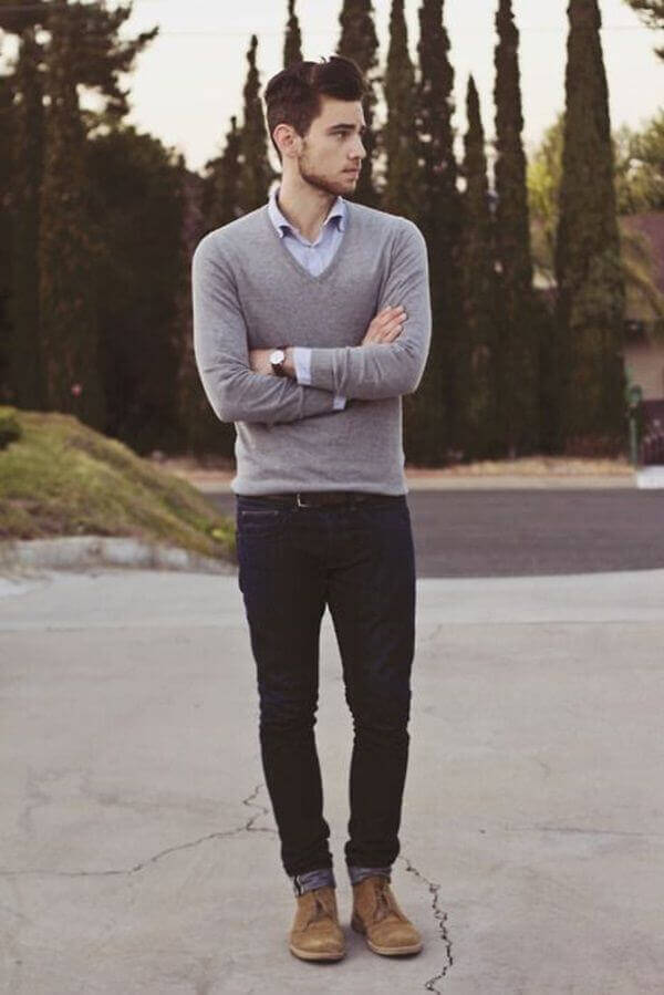 Most Attractive Outfits For Skinny Men 2021-Skinny Guys Outfit Ideas 2021