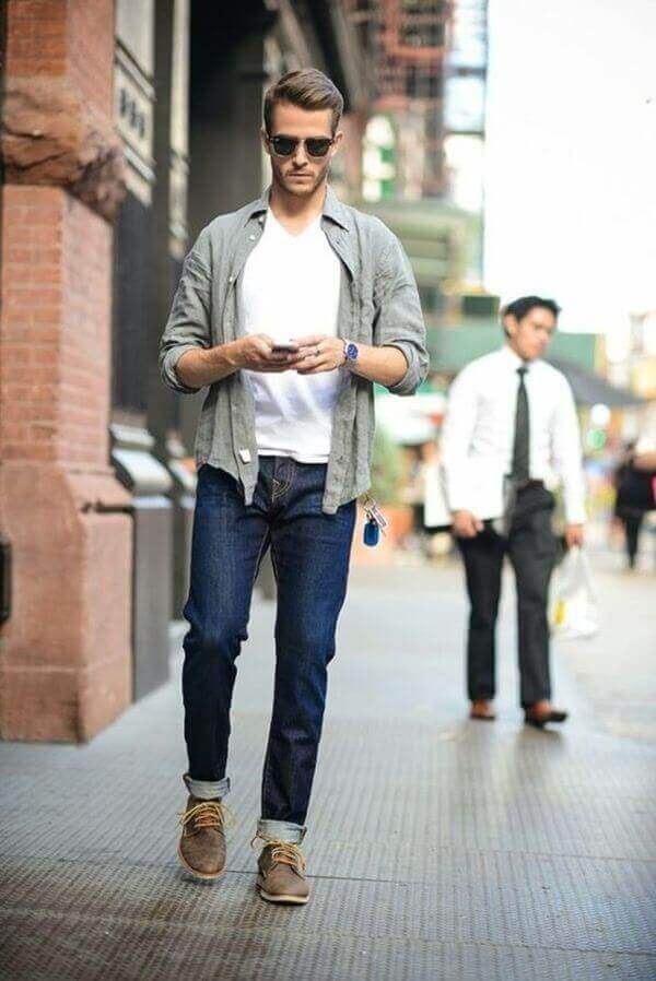 best clothes for tall guys