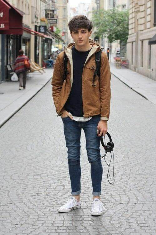 skinny guys outfit ideas