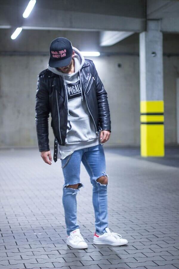 jackets for skinny guys