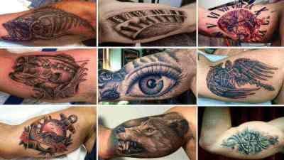 Best Stylish Biceps Tattoos for Men 2021-Mens Tattoo Ideas 2021