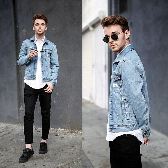stylish jeans shirt