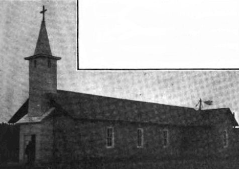 Parish and Missions of Farmington, New Mexico