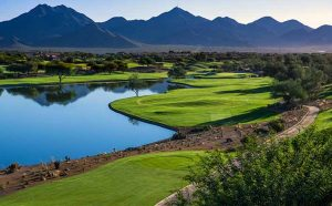 TPC Scottsdale 15th hole