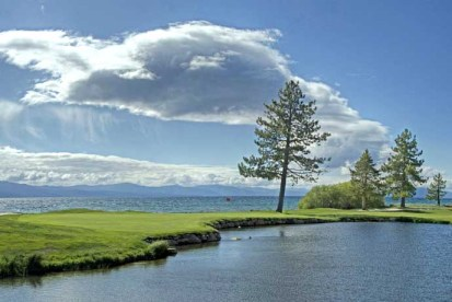 Golf in Reno-Tahoe Edgewood 18