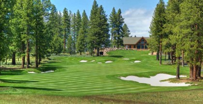 Golf in Reno-Tahoe Old Greenwood 18
