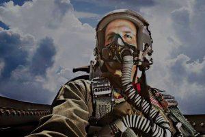 Folds of Honor Fighter Pilot