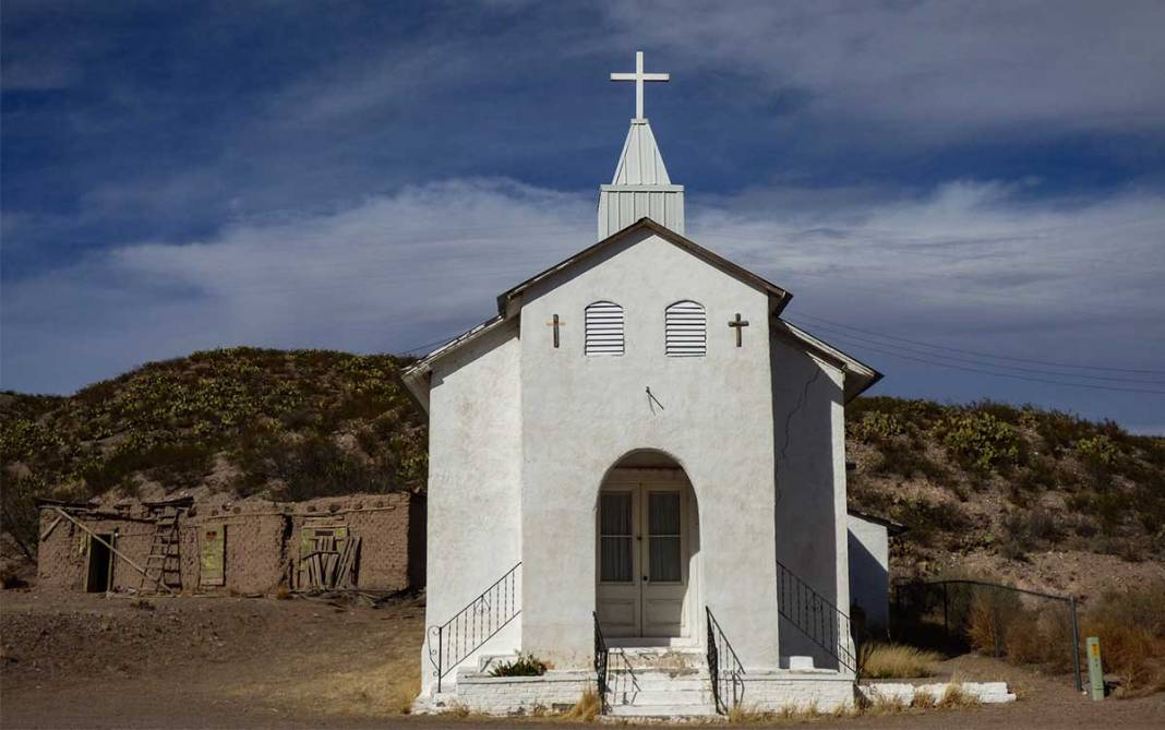 Church in Cuchillo