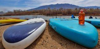 MST Adventures paddleboards