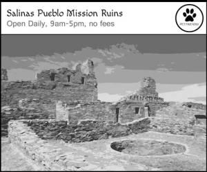 Salinas Pueblo Missions hours