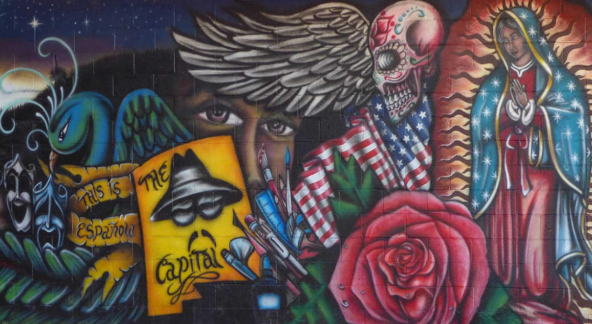 espanola-mural
