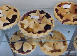 Pies in Pie Town