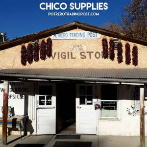 El Potrero Trading Post in Chimayo New Mexico