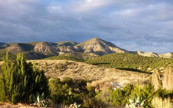 Three Rivers, New Mexico