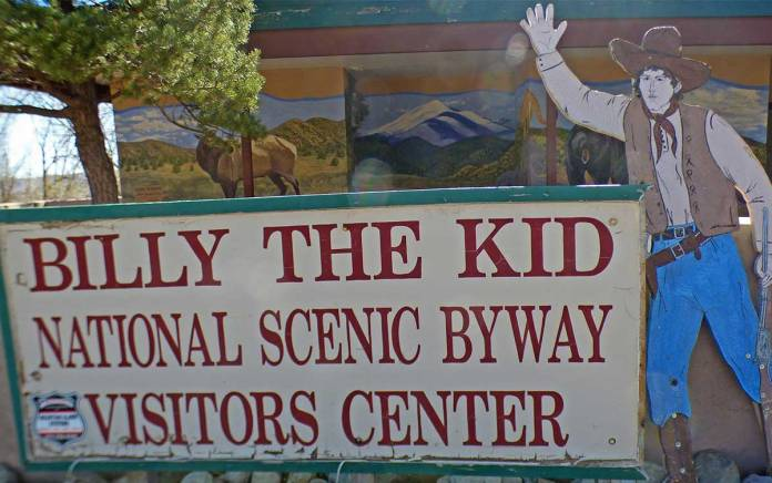 Billy the Kid Scenic Byway