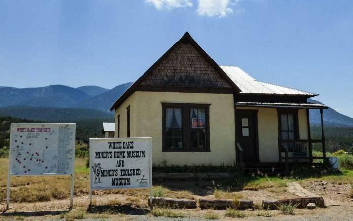 White Oaks, New Mexico