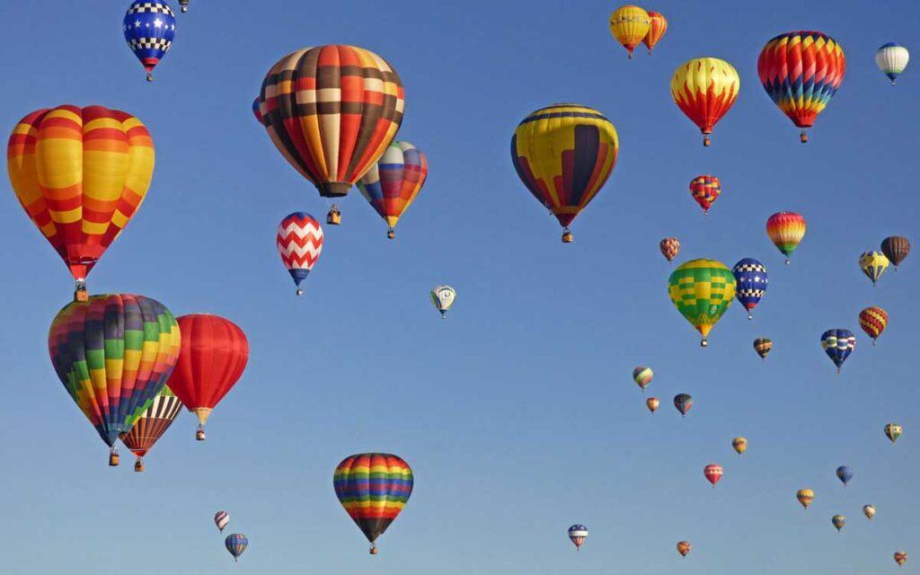 balloon fiesta new mexico