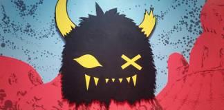 Meow Wolf mascot